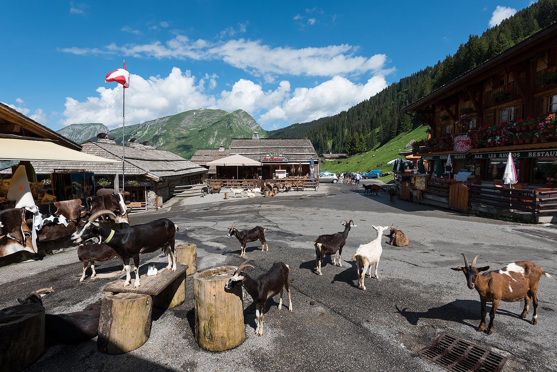 Villages Les Lindarets
