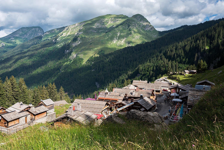 Village Les Lindarets