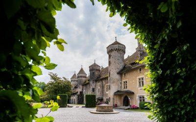 Thonon-les-Bains, une ville thermale à deux plateaux