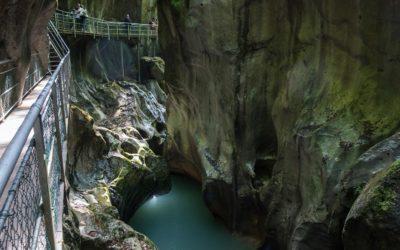 Plongez dans l'histoire des Gorges du Pont du Diable
